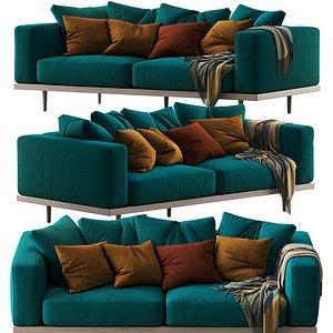 3D model newport sofa 84