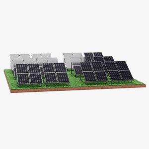 Solar Farm 1 3D