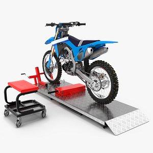 portable lift adapter kit 3D model