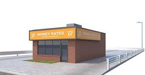 3D store commercial money model