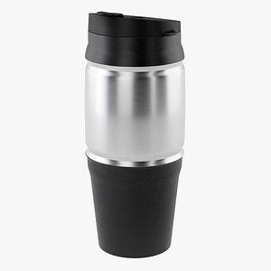 3D thermal mug model