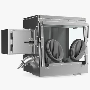 3D biosafety cabinet