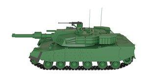 3D k1a1 tank
