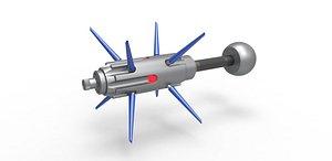 mangalore grenade 3D model