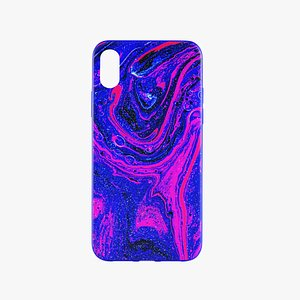 3D model iPhone XR Case 12
