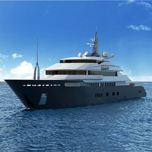 Ship 3D