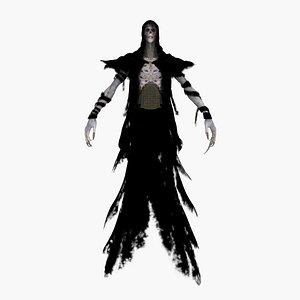 reaper death monster 3D model