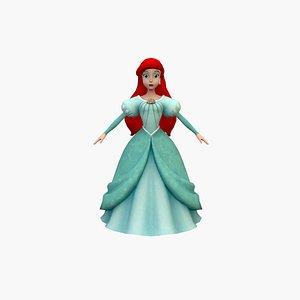 Ariel model