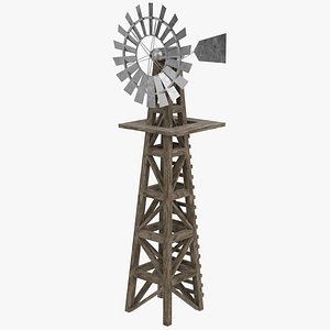 3D windmill 2
