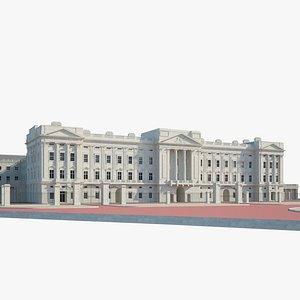 3D buckingham palace