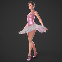 RIGGED Ballerina