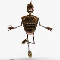 Tin Man Character