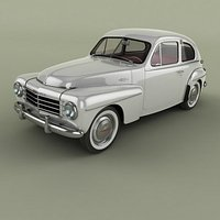 Volvo PV444 Coupe