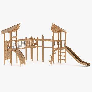 Lappset Goblin Forest 3D model