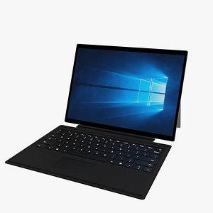 surface pro keyboard 3D
