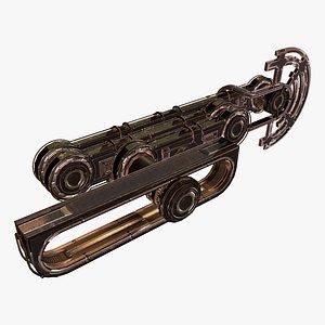 Hydraulic System C 3D