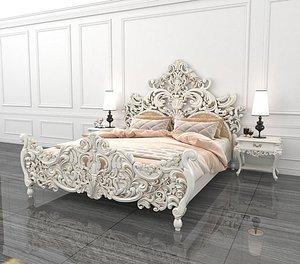 3D bed classic