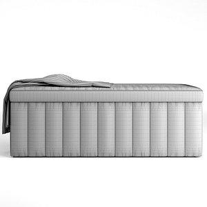 MercerReid Kensington Blanket Box model