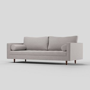 3D model furniture sofa