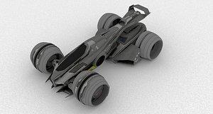 3D model car ready