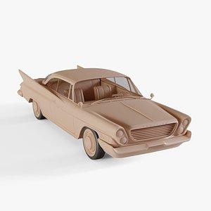 3D Chrysler Newport