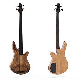 bass 3D model