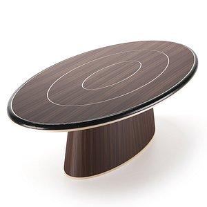 Frato Dining Table Bremen 3D model