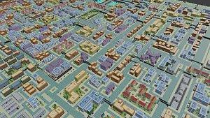 gta city 3D model