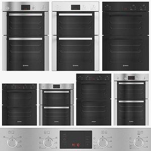 bosch ovens 3D model