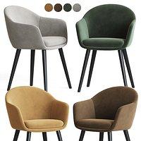 Fotoliu Hallund Chair