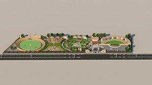 3D Landscapingpark