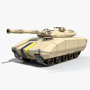 3D tank assault voltan