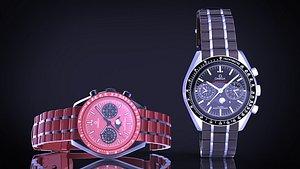 watch omega 3D