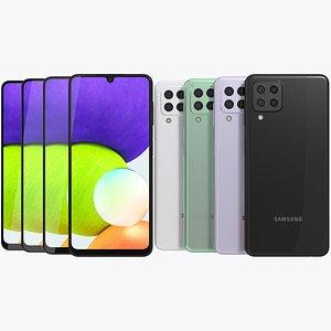 Samsung Galaxy A22 4G All Colors model