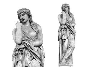3D Rome Sculpture model