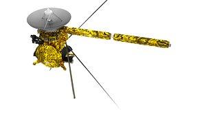 3D Cassini Huygens