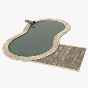 Pond 5 3D model