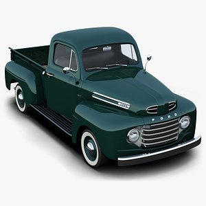 3D Ford F-1