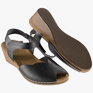 Women's Shoes 17 3D model