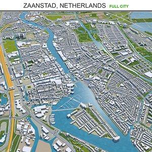 3D Zaanstad Netherlands