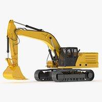 Crawler Excavator Generic