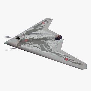S-70B Ohotnik 3D model