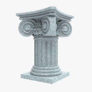 Column Vintage model