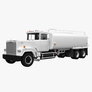 3D model Mack Super-Liner Water Truck