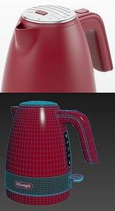 kettle pot 3D model