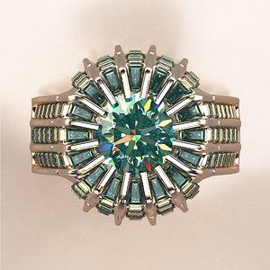 ring jewelry 3D model
