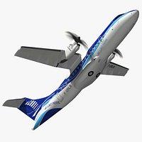 ATR 42 Air Saint Pierre