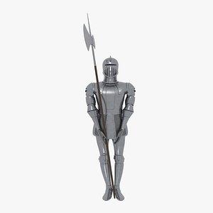 knight armor model