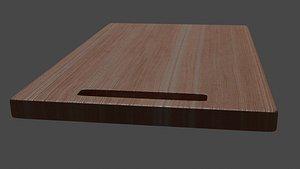cutting board 3D