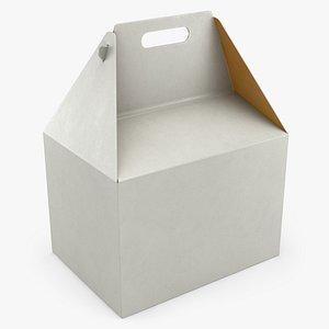 3D Food Box 01
